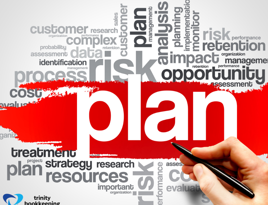 Trinity Bookkeeping Business Planning